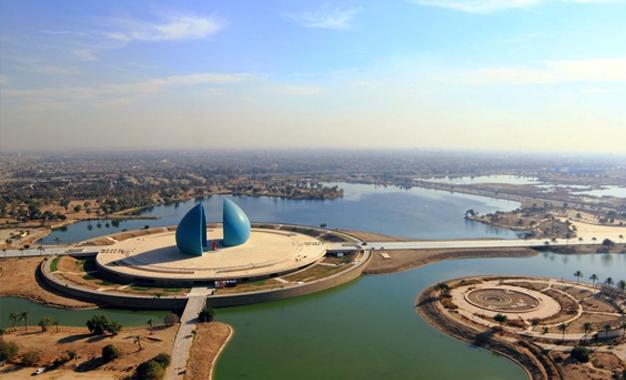 قاموس بغداد الجديد: مصطلحات الحصار والحروب