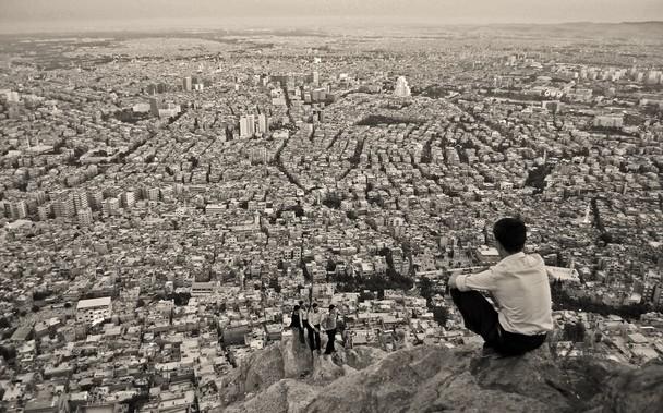 دمشق تحت درجة الصفر