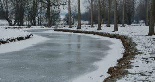 النهر المتجمد لجاك بريل